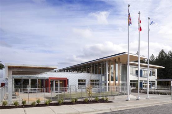 Commissioning Audits BC - Ecole au Coeur De Lile