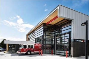 LEED Gold Certification - Steveston Fire Hall, LEED Gold Certification Vancouver BC